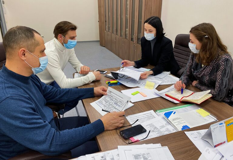 Сегодня в ГКУ РО «Центр закупок Рязанской области» состоялось стартовое совещание рабочей группы по новому проекту в рамках внедрения принципов «бережливого производства».