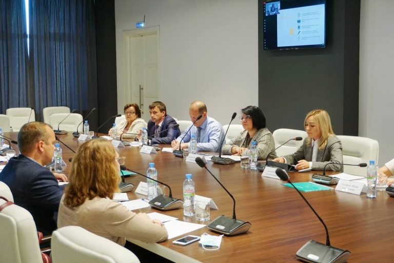 8.06.2021 состоялся круглый стол на тему «Развитие системы централизованных закупок Рязанской области и анализ ее эффективности»