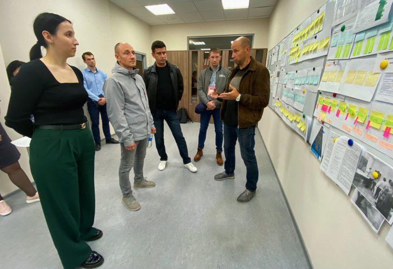 ГКУ РО «Центр закупок Рязанской области» посетили Сотрудники АНО Региональный центр компетенции Липецкой области.